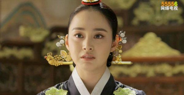"""Ok Jung"" Kim Tae Hee mang thai vẫn bị Vua lạnh nhạt 7"