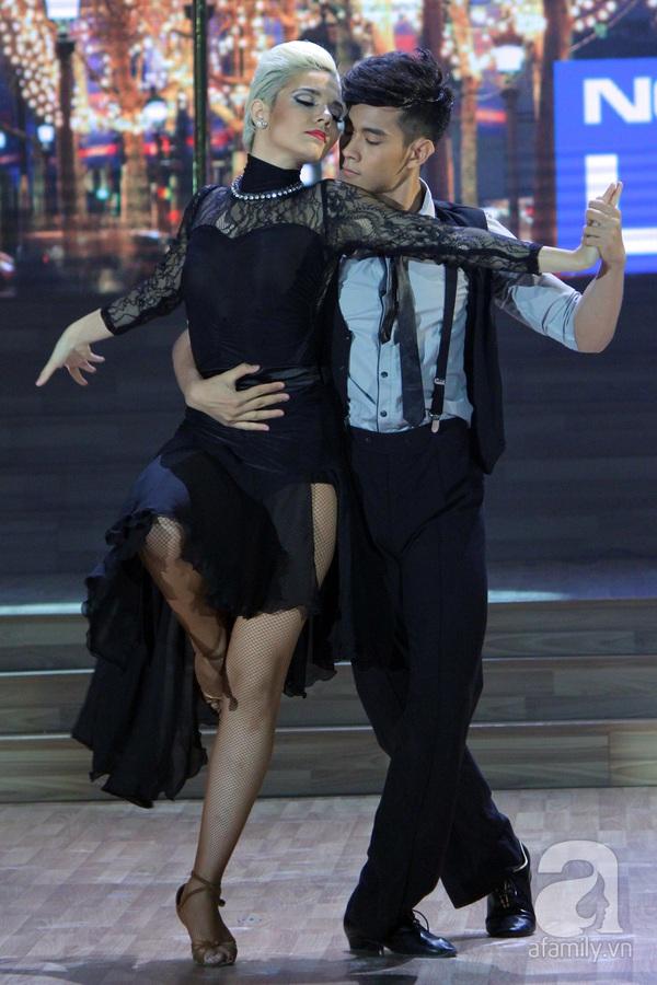 Bước nhảy hoàn vũ: Giám khảo bật khóc vì Ngọc Quyên 8