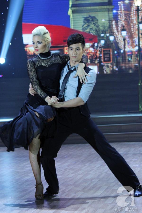 Bước nhảy hoàn vũ: Giám khảo bật khóc vì Ngọc Quyên 9