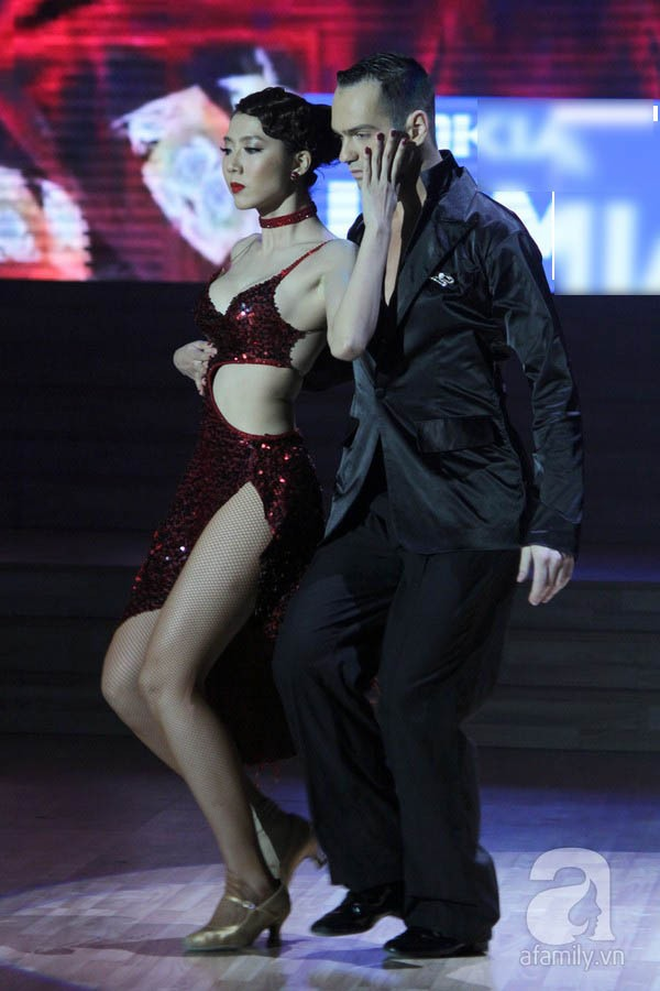 Bước nhảy hoàn vũ: Giám khảo bật khóc vì Ngọc Quyên 4