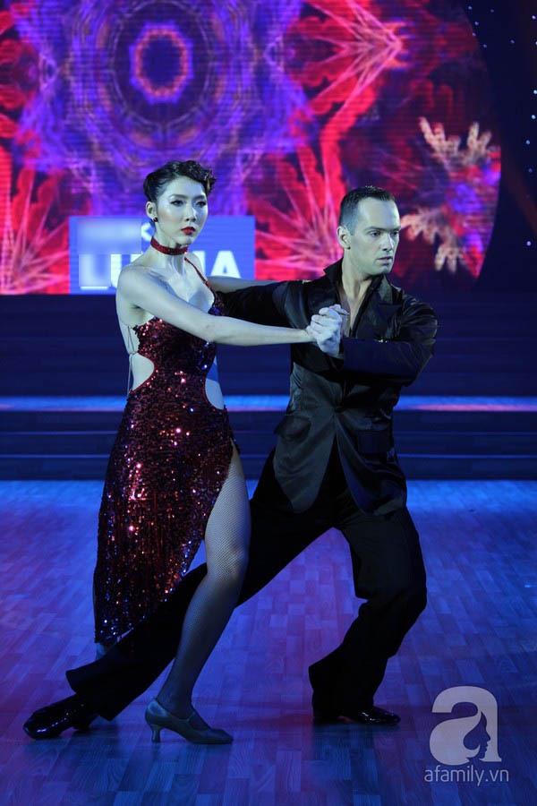 Bước nhảy hoàn vũ: Giám khảo bật khóc vì Ngọc Quyên 5