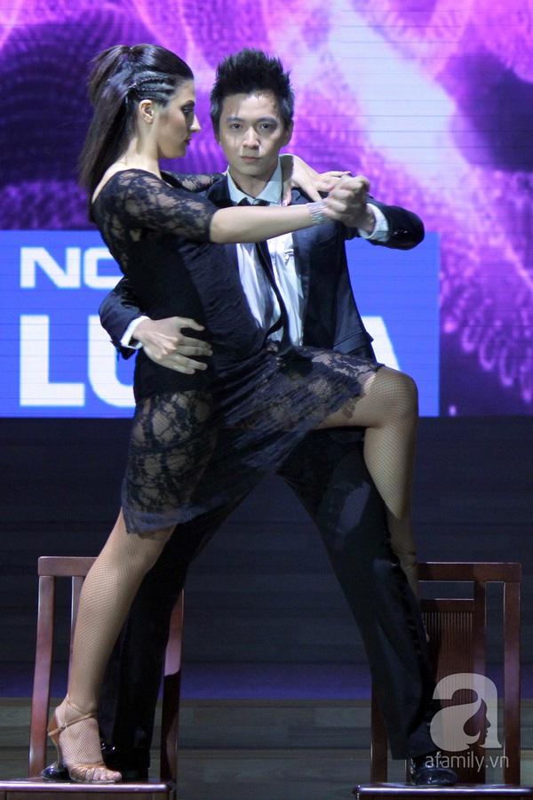 Bước nhảy hoàn vũ: Giám khảo bật khóc vì Ngọc Quyên 12