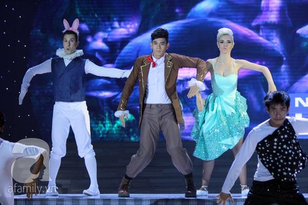 Bước nhảy hoàn vũ: Giám khảo bật khóc vì Ngọc Quyên 14