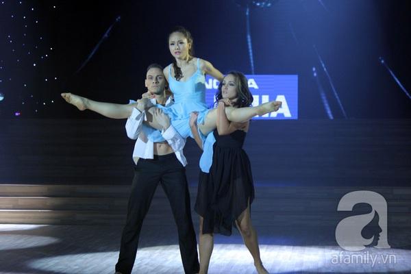 Bước nhảy hoàn vũ: Giám khảo bật khóc vì Ngọc Quyên 16