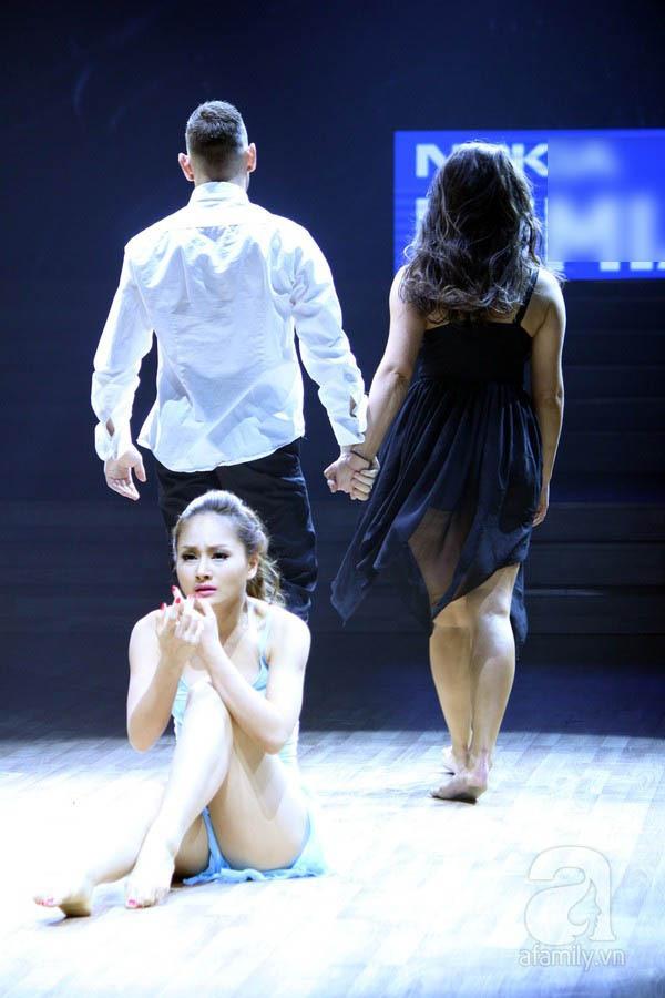 Bước nhảy hoàn vũ: Giám khảo bật khóc vì Ngọc Quyên 17