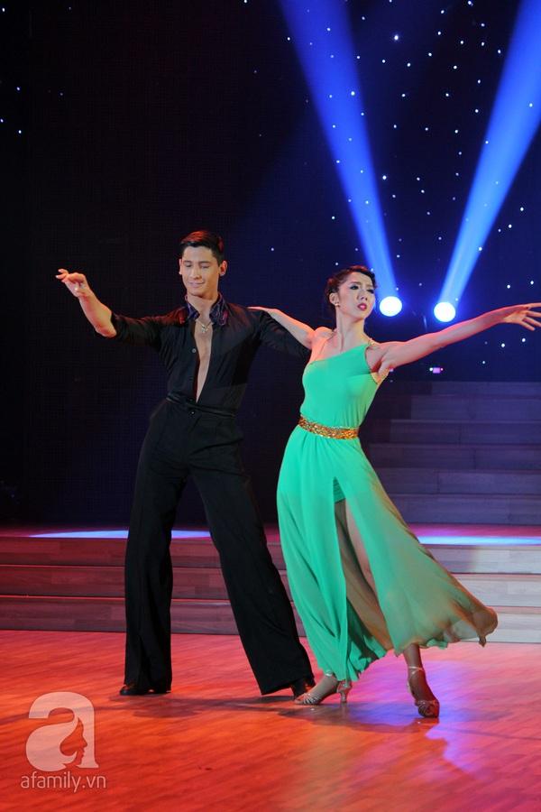 Bước nhảy hoàn vũ: Giám khảo bật khóc vì Ngọc Quyên 18