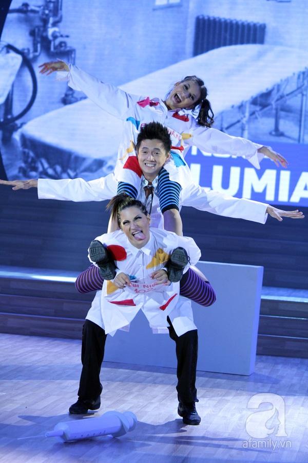 Bước nhảy hoàn vũ: Giám khảo bật khóc vì Ngọc Quyên 21