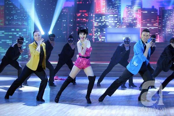 Bước nhảy hoàn vũ: Giám khảo bật khóc vì Ngọc Quyên 23