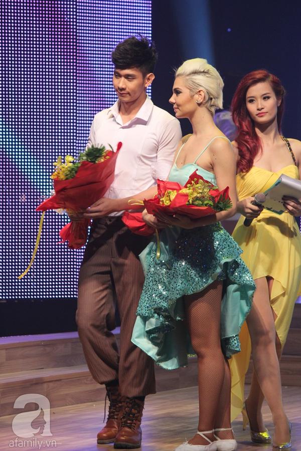 Bước nhảy hoàn vũ: Giám khảo bật khóc vì Ngọc Quyên 26