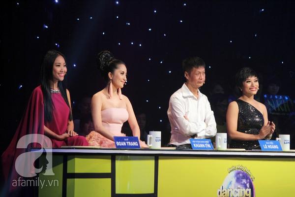 Yến Trang đăng quang Bước nhảy Hoàn Vũ 2013 14