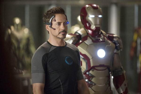 """""""Iron Man 3"""": Câu chuyện đằng sau bộ giáp sắt... 2"""