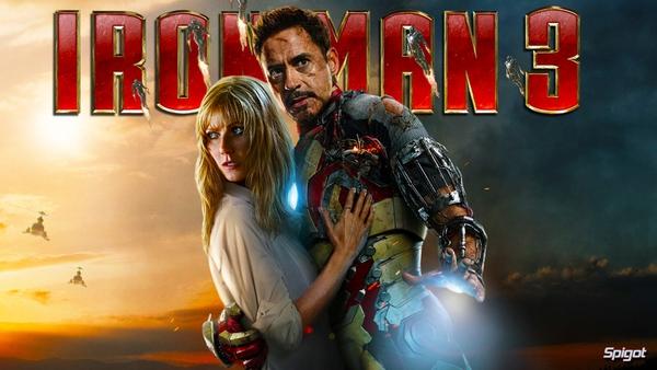 """""""Iron Man 3"""": Câu chuyện đằng sau bộ giáp sắt... 3"""