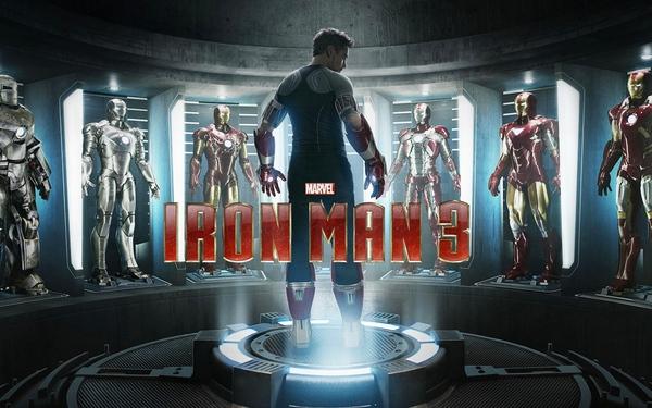 """""""Iron Man 3"""": Câu chuyện đằng sau bộ giáp sắt... 6"""