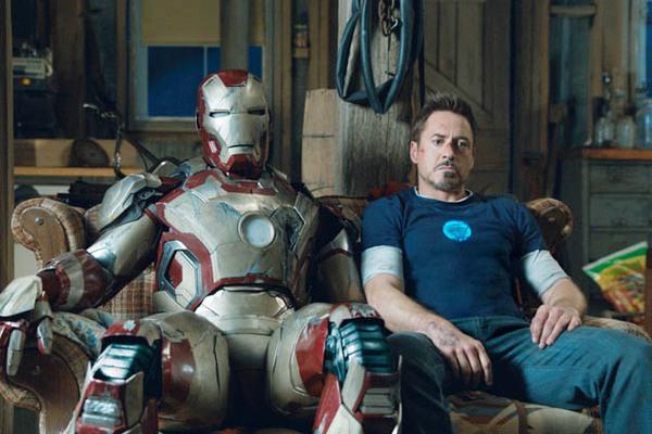 """""""Iron Man 3"""": Câu chuyện đằng sau bộ giáp sắt... 4"""