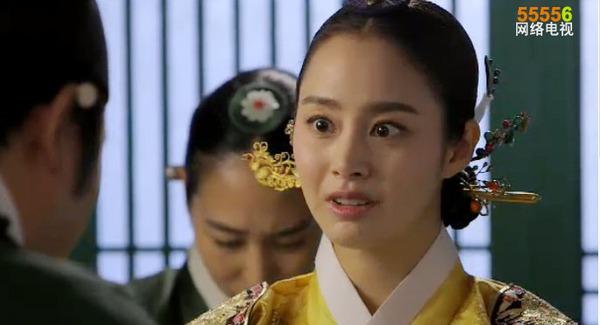 """""""Ok Jung"""" Kim Tae Hee thay đổi sau khi thành Hoàng hậu 11"""
