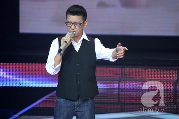 Liveshow 3: Thí sinh The Voice Kids khóc nức nở khi hát về cha 8