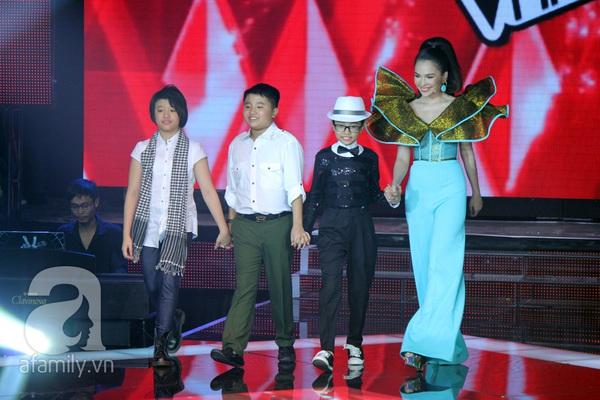 The Voice Kids: Quang Anh cực chất với màn diễn quá chuyên nghiệp 1
