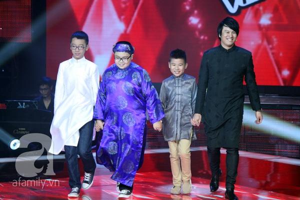 The Voice Kids: Quang Anh cực chất với màn diễn quá chuyên nghiệp 2