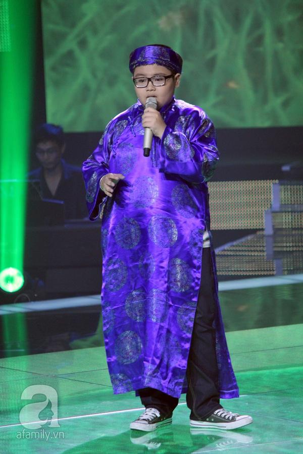 The Voice Kids: Quang Anh cực chất với màn diễn quá chuyên nghiệp 10