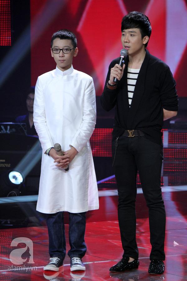 The Voice Kids: Quang Anh cực chất với màn diễn quá chuyên nghiệp 14