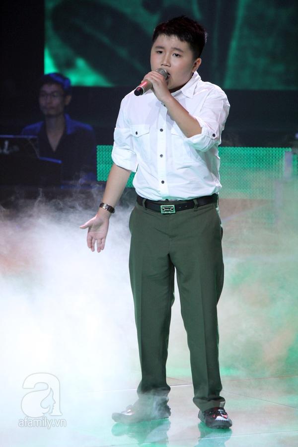 The Voice Kids: Quang Anh cực chất với màn diễn quá chuyên nghiệp 19