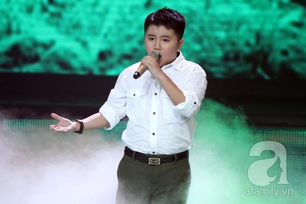 The Voice Kids: Quang Anh cực chất với màn diễn quá chuyên nghiệp 20