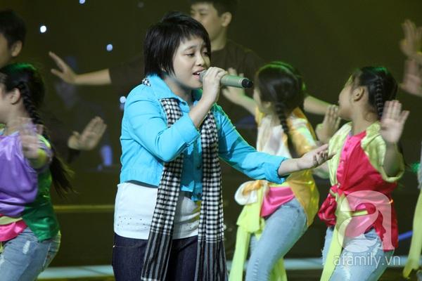 The Voice Kids: Quang Anh cực chất với màn diễn quá chuyên nghiệp 22
