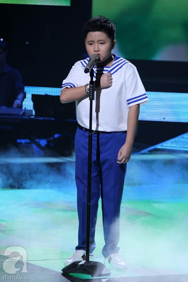 The Voice Kids: Quang Anh, Mỹ Chi, Ngọc Duy thẳng tiến Chung kết 8