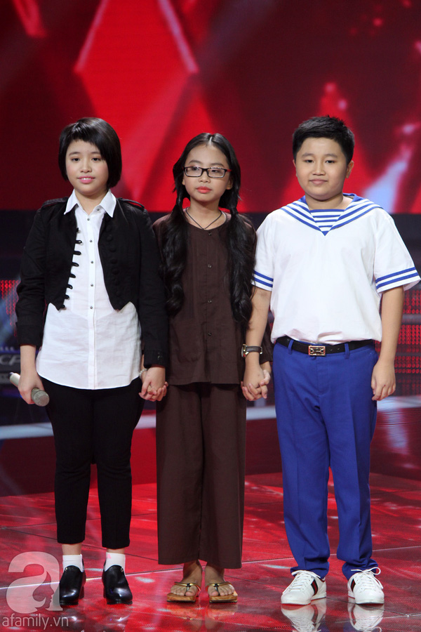The Voice Kids: Quang Anh, Mỹ Chi, Ngọc Duy thẳng tiến Chung kết 14