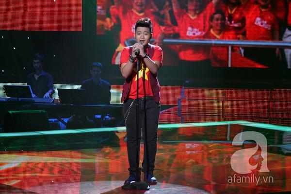 The Voice Kids: Quang Anh, Mỹ Chi, Ngọc Duy thẳng tiến Chung kết 26