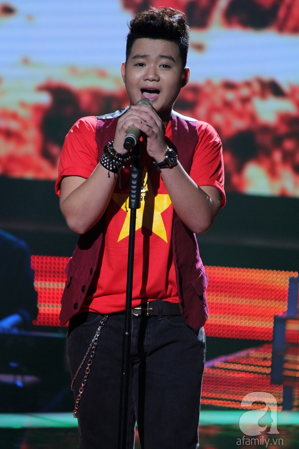 The Voice Kids: Quang Anh, Mỹ Chi, Ngọc Duy thẳng tiến Chung kết 27