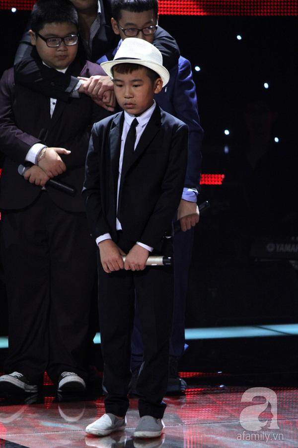 The Voice Kids: Quang Anh, Mỹ Chi, Ngọc Duy thẳng tiến Chung kết 3