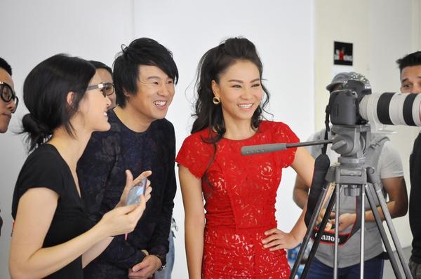 """Thu Minh, Thanh Bùi ngộ nghĩnh trong OST """"Âm mưu giày gót nhọn"""" 11"""