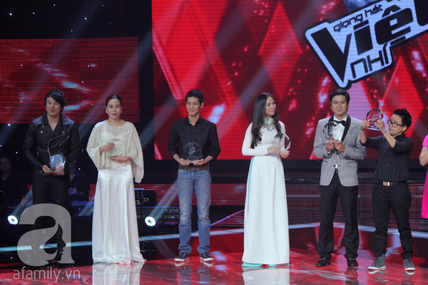 Nguyễn Quang Anh đăng quang Quán quân The Voice Kids 2013 10
