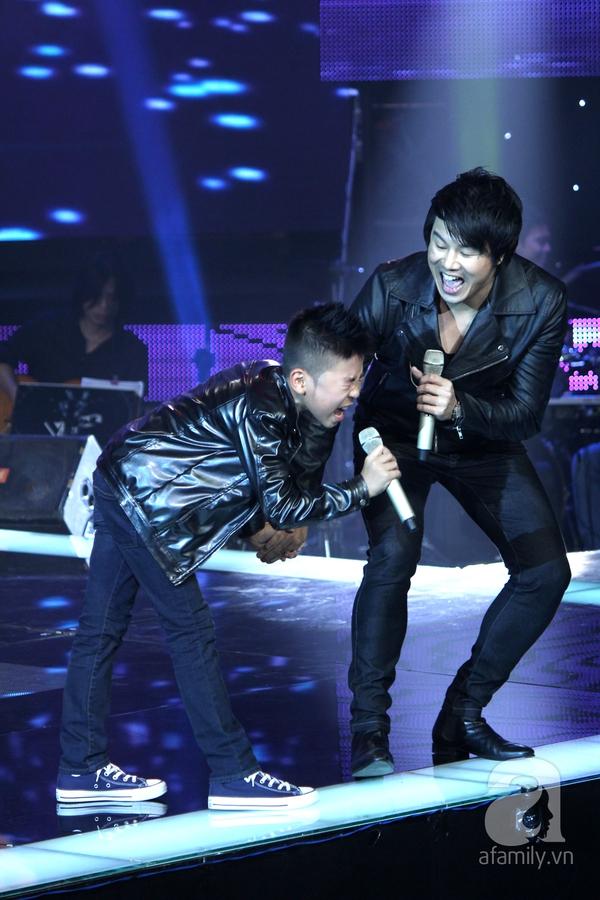 Nguyễn Quang Anh đăng quang Quán quân The Voice Kids 2013 11
