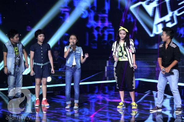 Nguyễn Quang Anh đăng quang Quán quân The Voice Kids 2013 17
