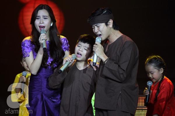 Nguyễn Quang Anh đăng quang Quán quân The Voice Kids 2013 22