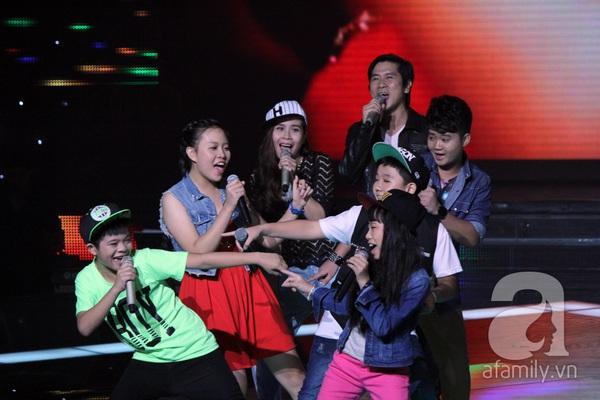 Nguyễn Quang Anh đăng quang Quán quân The Voice Kids 2013 28
