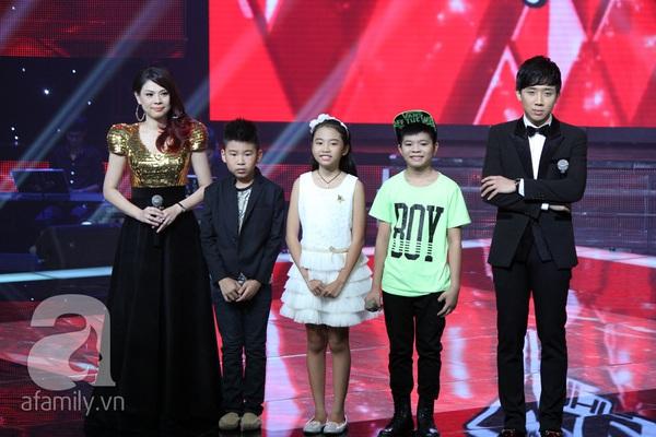 Nguyễn Quang Anh đăng quang Quán quân The Voice Kids 2013 30