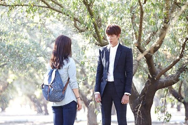 """Lee Min Ho, Park Shin Hye đẹp như tranh trong """"The Heirs"""" 1"""