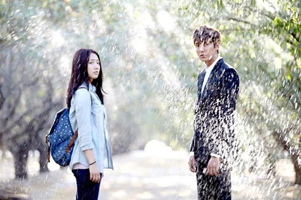 """Lee Min Ho, Park Shin Hye đẹp như tranh trong """"The Heirs"""" 4"""