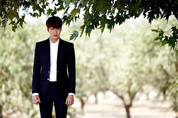 """Lee Min Ho, Park Shin Hye đẹp như tranh trong """"The Heirs"""" 6"""