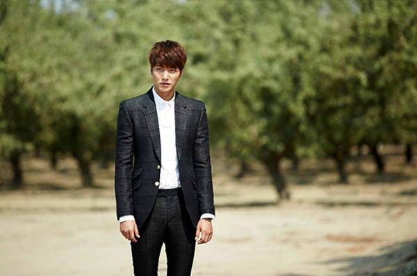 """Lee Min Ho, Park Shin Hye đẹp như tranh trong """"The Heirs"""" 7"""