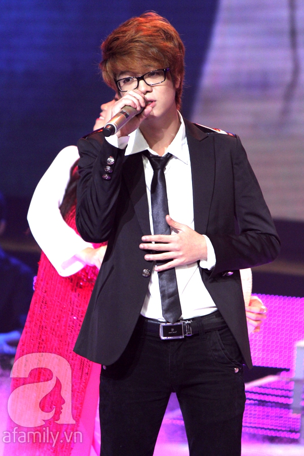 Nguyễn Quang Anh đăng quang Quán quân The Voice Kids 2013 7