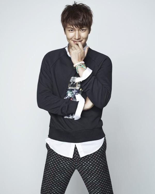 """Lee Min Ho: """"Không cố gắng để trở thành Hoàng tử!"""" 1"""