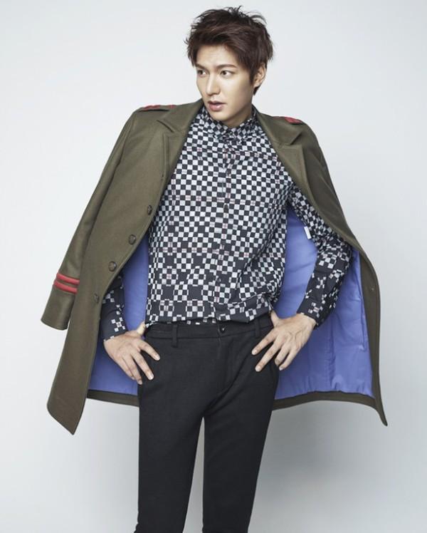 """Lee Min Ho: """"Không cố gắng để trở thành Hoàng tử!"""" 2"""