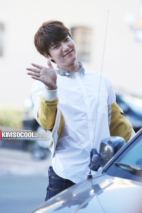 """Lee Min Ho: """"Không cố gắng để trở thành Hoàng tử!"""" 5"""