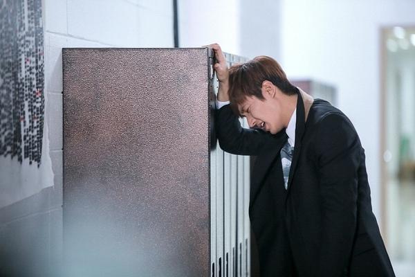 """Lee Min Ho """"phát điên"""" vì để mất Park Shin Hye 8"""