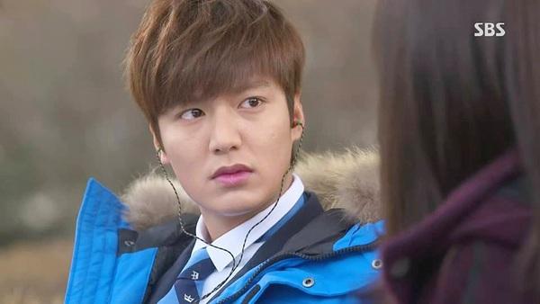 """""""Kim Tan"""" Lee Min Ho công bố người yêu trước báo giới 2"""