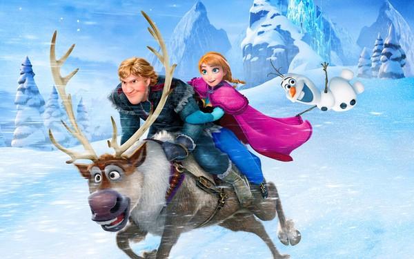 """Dân mạng mê mẩn bản mashup nhạc phim """"Frozen"""" 1"""